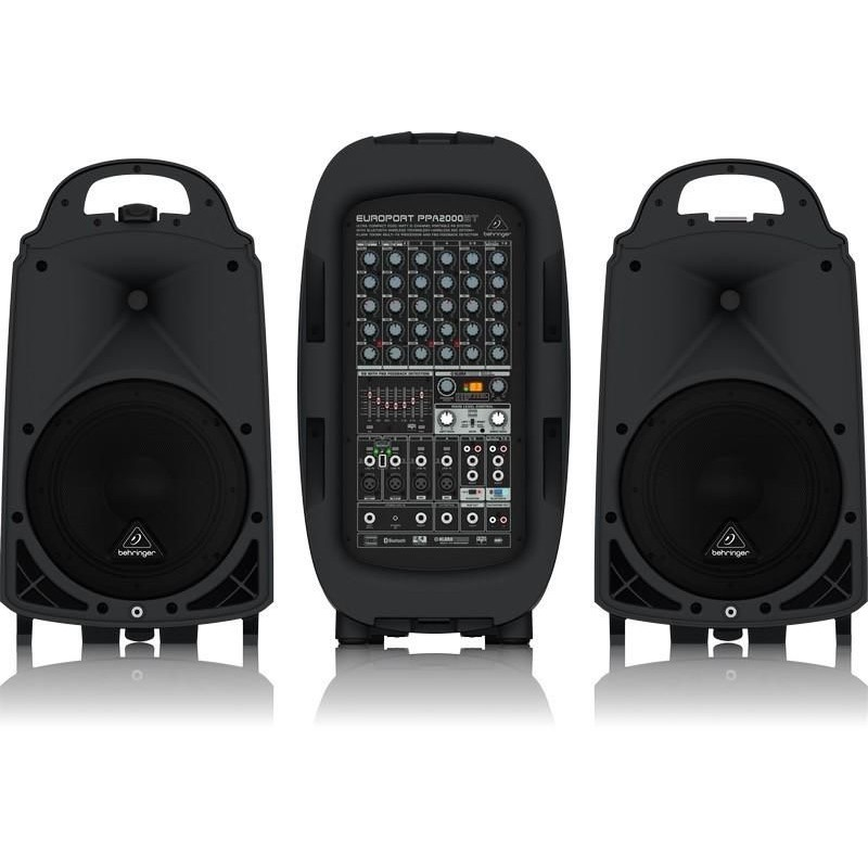 Behringer PPA2000BT Sistema all-in-one