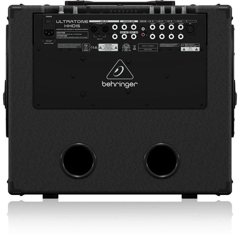 Behringer KXD15 Sistema PA biamplificato