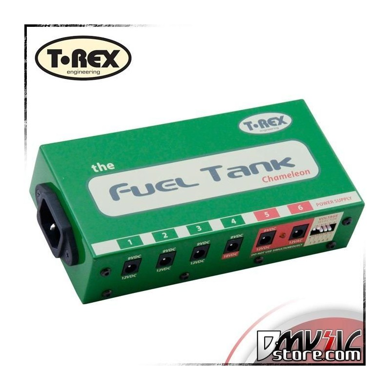 T-Rex Fuel-Tank Chameleon Multi Alimentatore