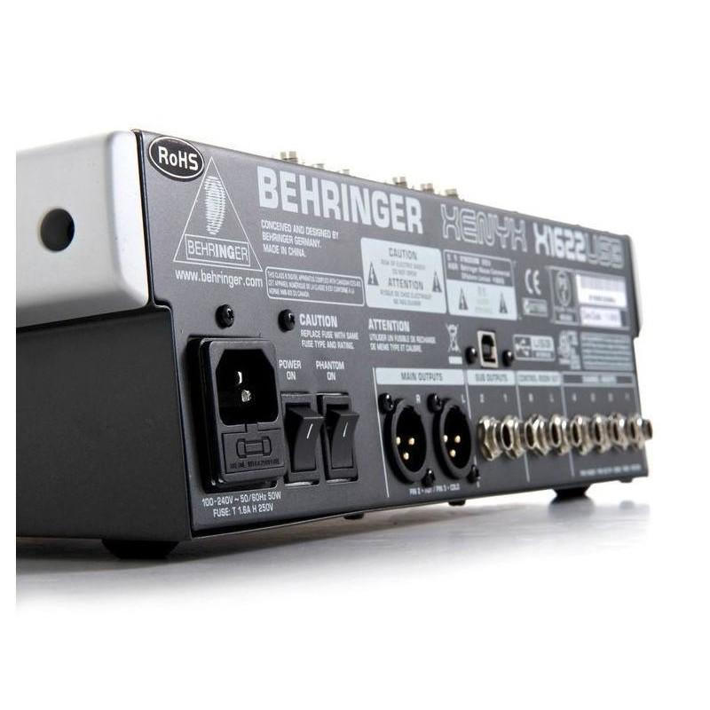 Behringer X1622USB