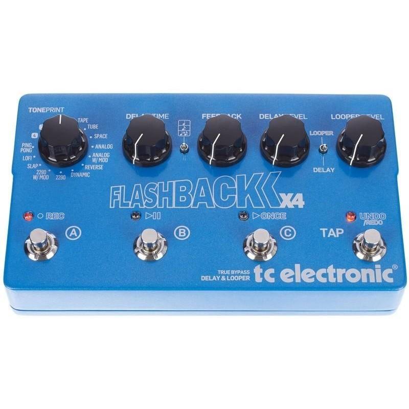 TC Electronic Flashback Delay X4