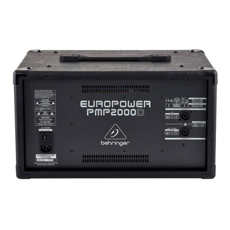 Behringer PMP2000D