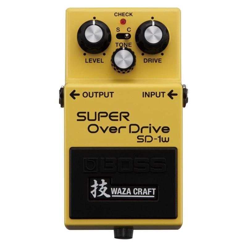 BOSS SD-1W Super Overdrive Waza