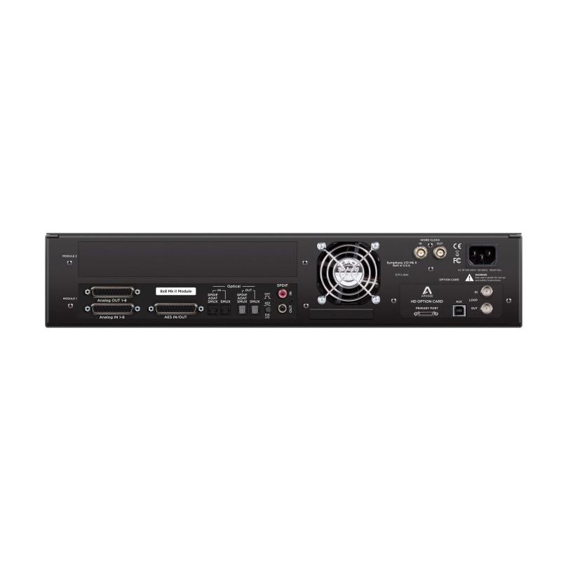Apogee Symphony I/O 8x8 MkII Pro Tools HD