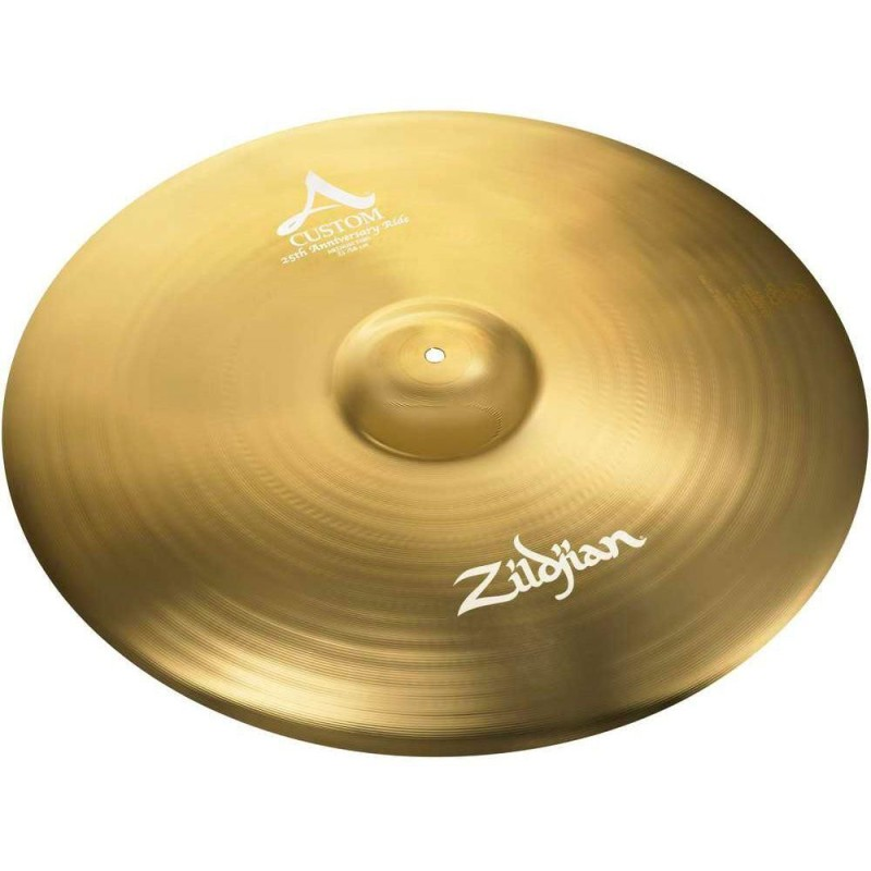 "Zildjian 23"" A Custom 25th Anniversary Ride Limited Edition"