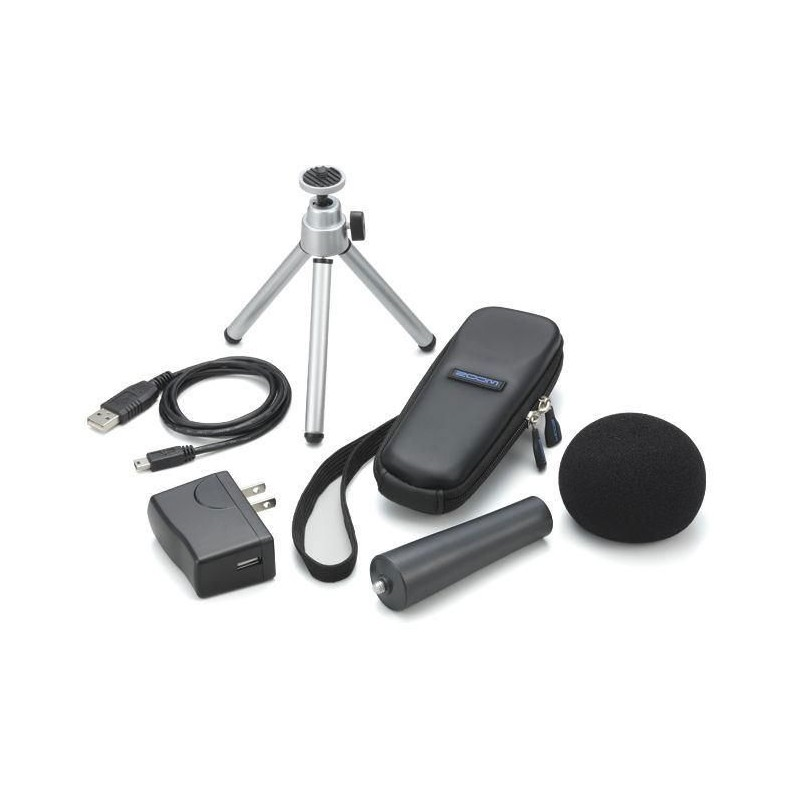 ZOOM H1 con Accessory Pack
