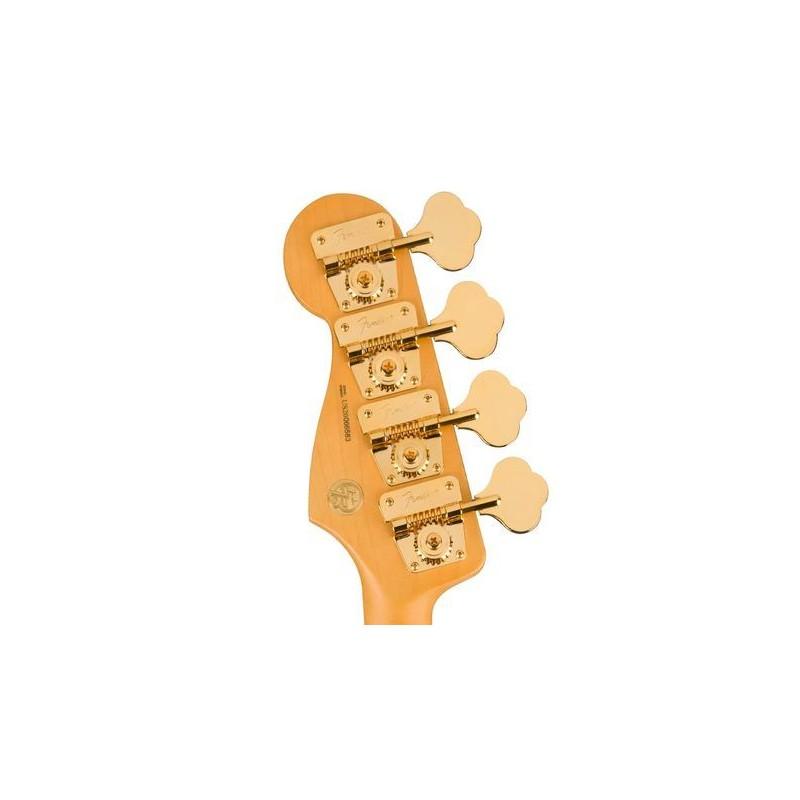 Fender 75Th Anniversary Commemorative Jazz Bass 2-Color Bourbon Burst