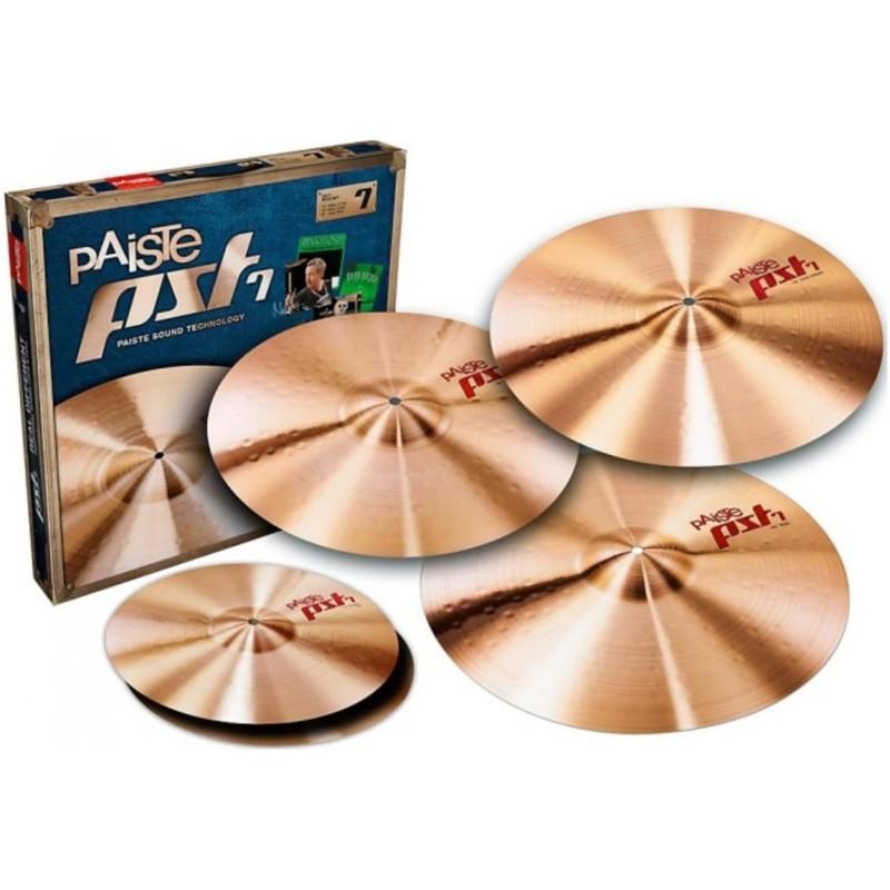 Paiste PST7 Medium Universal Set 000170US16
