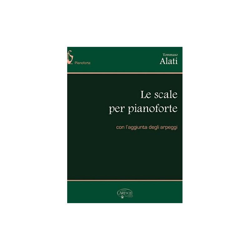 Le Scale Per Pianoforte Alati