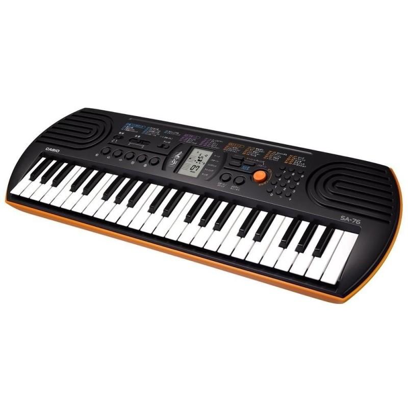 Casio sa 76 pianola musicale per bambini ebay for Produttore di blueprint piano piano