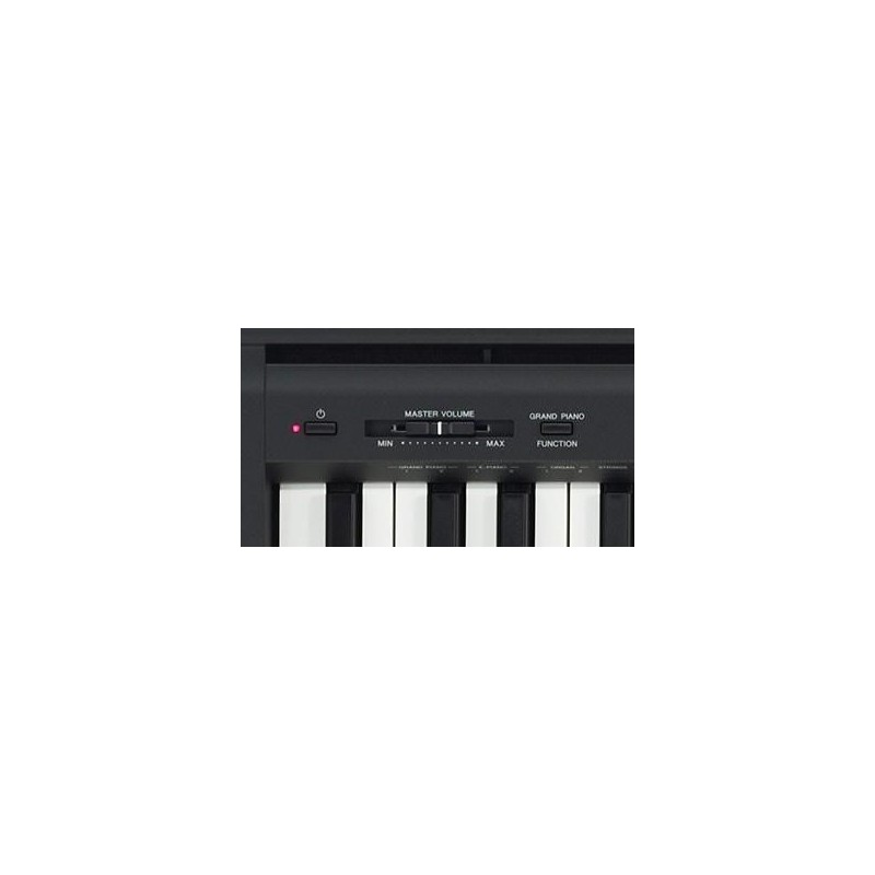 YAMAHA P45 B Pianoforte digitale