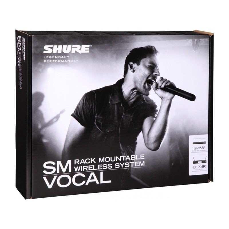 Shure BLX24E-SM58
