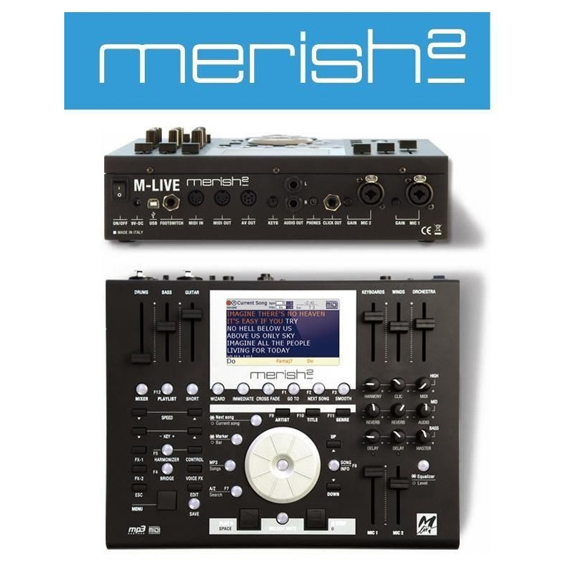 M-Live Merish 2