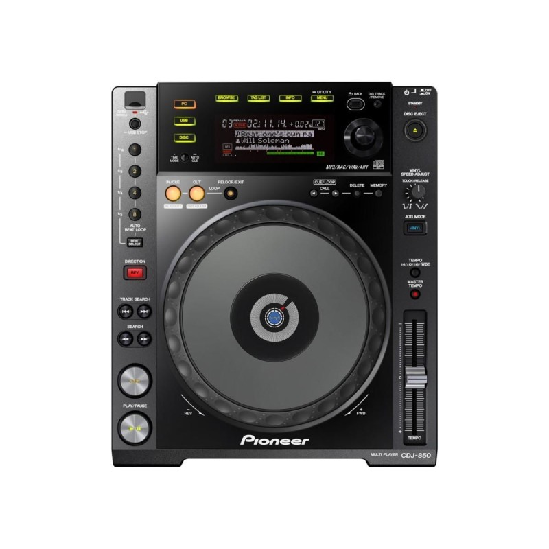 Pioneer CDJ-850 -K