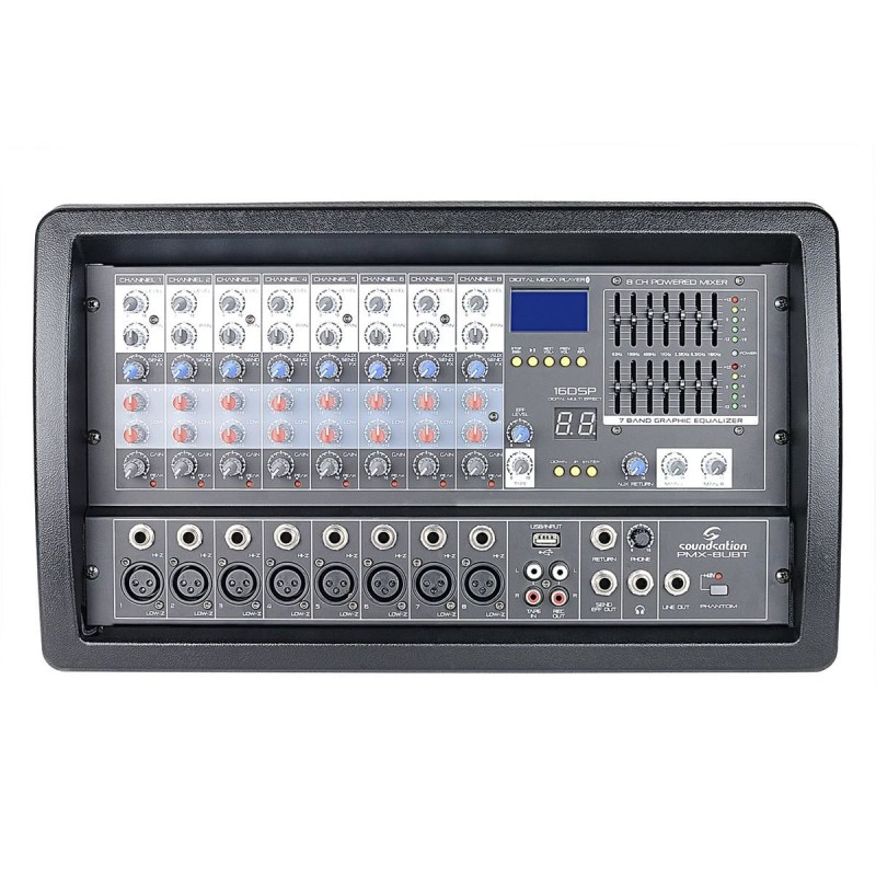 Soundsation PMX-8UBT