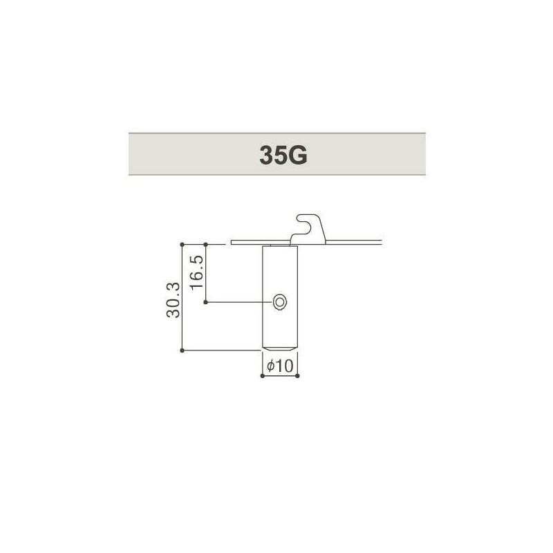 GOTOH 35G1600-2M