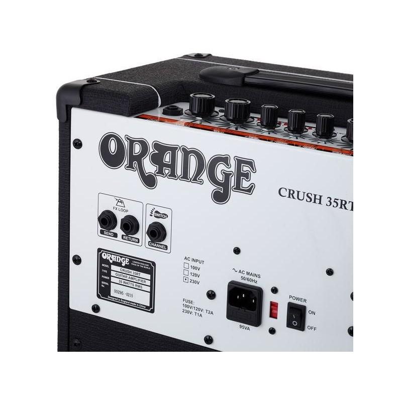 Orange Crush 35-RT BK