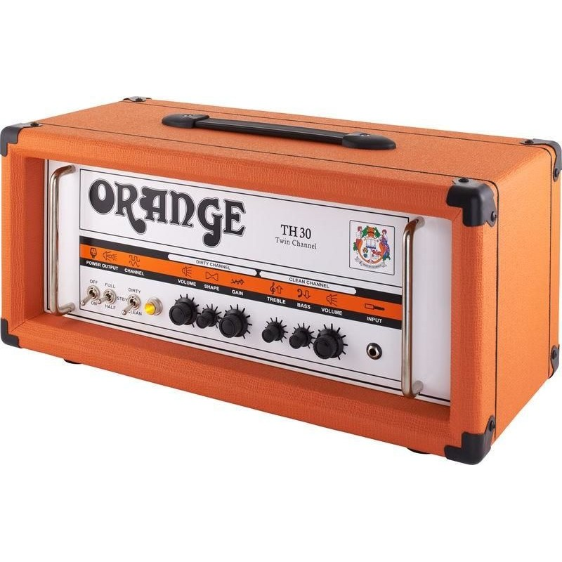 Orange TH-30 Head
