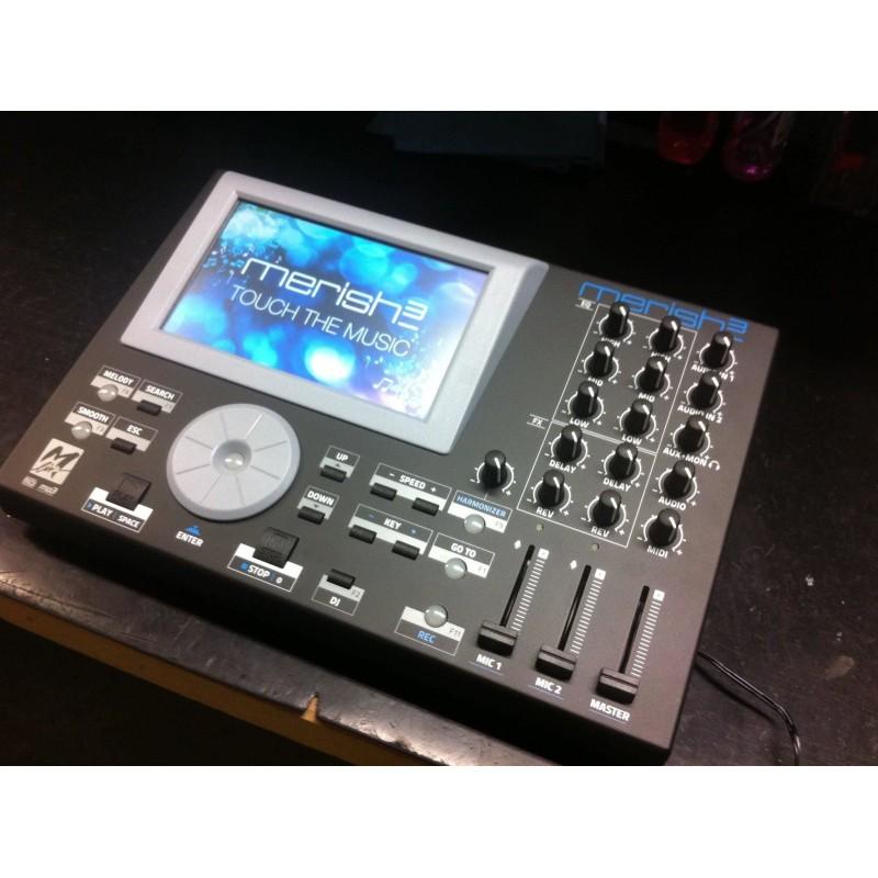 M-Live Merish 3 Karaoke touch screen